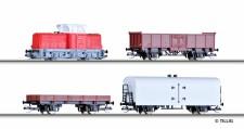 Tillig 01440 Startset Güterzug
