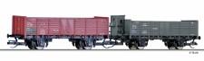 Tillig 01719 KPEV offene Güterwagen-Set 2-tlg Ep.1