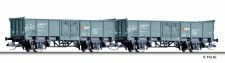 Tillig 01744 AWT offene Güterwagen-Set 2-tlg Ep.6