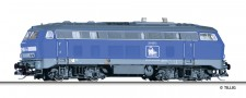 Tillig 04704 Press Diesellok BR 218 Ep.6