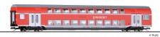 Tillig 16799 RegioJet Doppelstockwagen 2. Kl. Ep.6