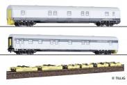 Tillig 70043 RailAdventure Packwagen-Set 2-tlg. Ep.6