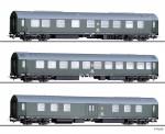 Tillig 70046 DR Personenwagen-Set 3-tlg Ep.4