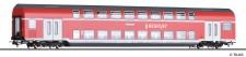 Tillig 73820 RegioJet Doppelstockwagen 2. Kl. Ep.6