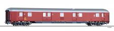 Tillig 74933 DSB Bahnpostwagen Ep.4