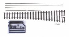 Tillig 85451 Bausatz Flexsteg Weiche 9°