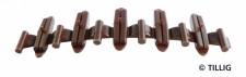 Tillig 85502 Isolierschienenverbinder, 20 St.