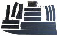 Tillig 87117 Ausweiche Asphalt/Beton rechts