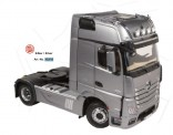 NZG 952-55 MB Actros GS SZM (2a) silber