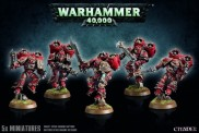 Games Workshop 43-13 Raptoren der Chaos Space Marines