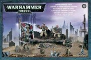Games Workshop 47-09 Cadian Command Squad