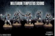 Games Workshop 47-15 Militarum Tempestus Scions