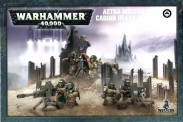 Games Workshop 47-19 Cadian Heavy Weapon Squad