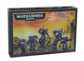 Games Workshop 48-09 Space Marine Assault Squad