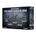 Games Workshop 48-15 Space Marine Devastator Squad