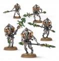 Games Workshop 49-07 Necron Triarch Praetorians