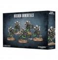 Games Workshop 49-10 Necron Immortals
