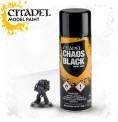 Games Workshop 62-02 Chaos Black Sprühgrundierung 400ml