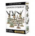 Games Workshop 70-98 Start Collecting! Daemons of Nurgle