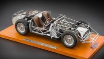 CMC M-109 Maserati 300S Rolling Chassis 1956