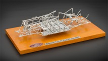 CMC M-122 Space Frame Maserati Tipo 61 Birdcage