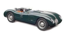 CMC M-191 Jaguar C-Type 1952 grün