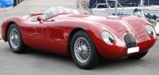 CMC M-193 Jaguar C-Type rot (aktueller Zustand)