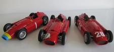CMC M-201 Lucky Set 2018 - 'Fangio' Ferrari D50