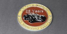 CMC S-013 25 Jahre CMC -  Sammlermedaille