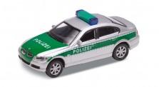 Vollmer 41630 BMW 330i Polizei silber