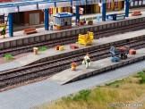 Vollmer 43558 Gepäckbahnsteig 6-tlg