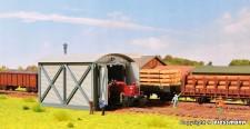 Vollmer 47610 Lokschuppen für Köf, einständig