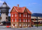 Vollmer 47640 Eisenbahner Wohnhaus