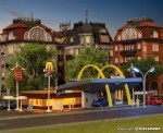 Vollmer 47766 Mc Donald's mit Mc Cafe