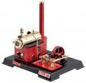 Wilesco 00012 D12 Dampfmaschine