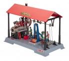 Wilesco 00145 D141 Dampfmaschinenfabrik  NEU2020
