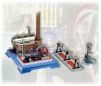 Wilesco 00165 D165 Dampfmaschine Sparpaket
