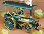 Wilesco 00416 D416 Bausatz Dampftraktor s/m