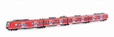Kato 101716 DB Regio Triebwagen BR 425 Ep.5/6