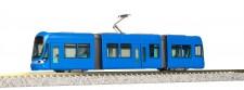 Kato 14805-1 Moderne Straßenbahn blau Ep.5/6