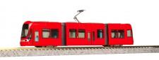 Kato 14805-2 Moderne Straßenbahn rot Ep.5/6