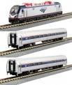 Kato USA 1068001DCC Amtrak Personenzug 5-tlg Ep.6