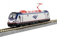 Kato USA 1373001 Amtrak E-Lok ACS-64 Ep.6