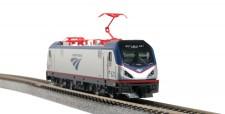 Kato USA 1373001DCC Amtrak E-Lok ACS-64 Ep.6