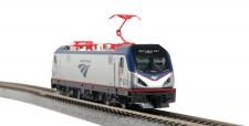 Kato USA 1373003DCC Amtrak E-Lok ACS-64 Ep.6