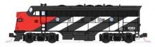 Kato USA 1762135 CN Dieselok EMD F7A Ep.3
