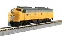 Kato USA 1765365DCC C&NW Diesellok EMD E8A Ep.3/4