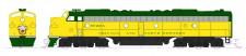 Kato USA 1765365LS C&NW Diesellok EMD E8A Ep.3/4