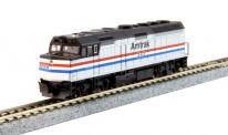 Kato USA 1766105 Amtrak Diesellok EMD F40PH
