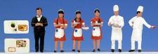 Kato Noch 6-521 Japanisches Personal für Speisewagen